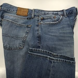 Lucky Brand Mens 363 Vintage Straight Jeans 34x32